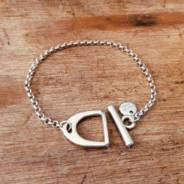 bracelet étrier